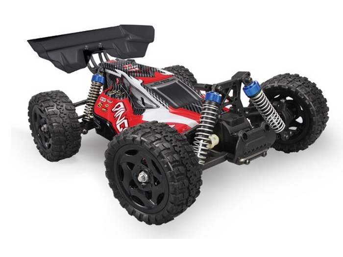1:16 Багги Remo Hobby Dingo 4WD RTR 2.4GHz