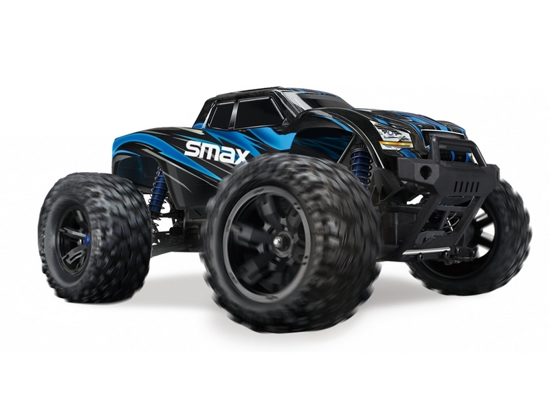 1:16 Монстр Remo Hobby SMAX 4WD RTR 2.4GHz